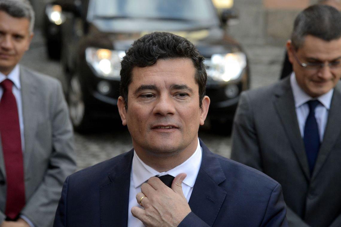 """Moro diz que Bolsonaro faz um """"governo populista com ímpetos autoritários"""""""
