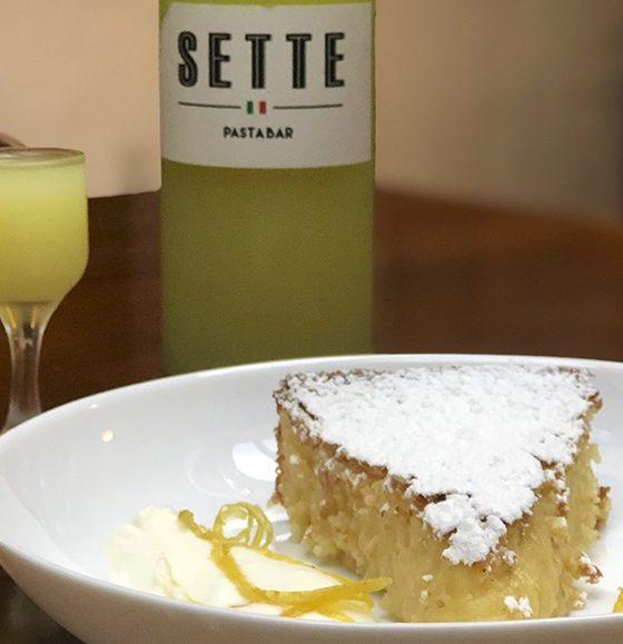 Sette Pasta Bar - Foto: Divulgação